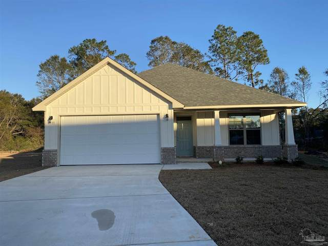 3865 Ranch Rd, Pace, FL 32571 (MLS #591973) :: Connell & Company Realty, Inc.