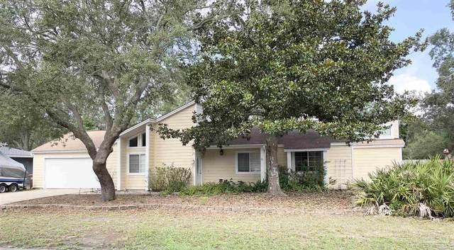 1003 Great Oaks Dr, Gulf Breeze, FL 32563 (MLS #591985) :: Levin Rinke Realty