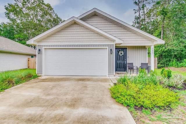 5807 Blackhorse Cir, Pensacola, FL 32526 (MLS #591995) :: Levin Rinke Realty