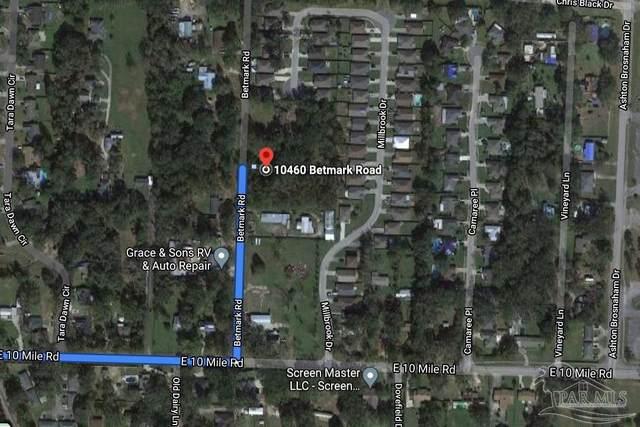 10460 Betmark Rd, Pensacola, FL 32534 (MLS #592015) :: Levin Rinke Realty