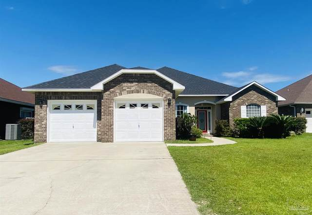 4986 Vizcaya Dr, Pensacola, FL 32507 (MLS #592063) :: Levin Rinke Realty
