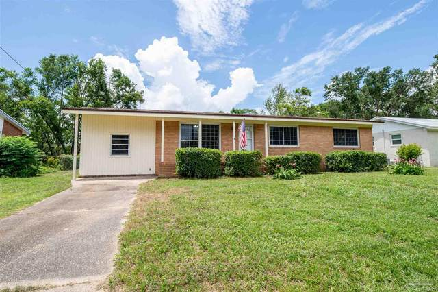 3621 Forest Glen Dr, Pensacola, FL 32504 (MLS #592082) :: Connell & Company Realty, Inc.
