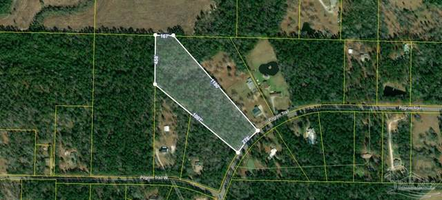 4800 Pilgrim Trl, Molino, FL 32577 (MLS #592217) :: Crye-Leike Gulf Coast Real Estate & Vacation Rentals