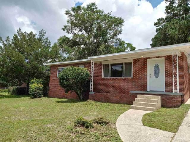 6436 Lakeshore Dr, Milton, FL 32570 (MLS #592273) :: Coldwell Banker Coastal Realty