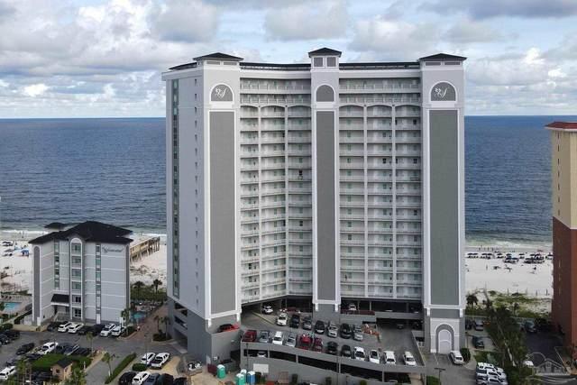401 E Beach Blvd #1408, Gulf Shores, AL 36542 (MLS #592287) :: Connell & Company Realty, Inc.