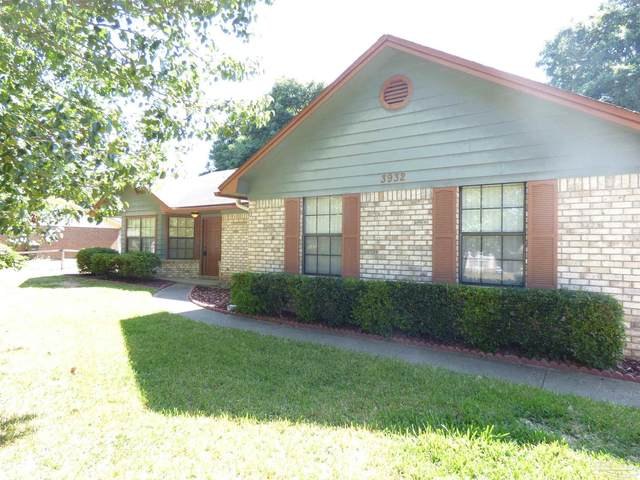 3932 Deerwood Cir, Pace, FL 32571 (MLS #592339) :: Connell & Company Realty, Inc.