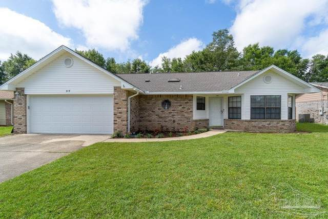 213 Lakeland Ct, Pensacola, FL 32514 (MLS #592348) :: Connell & Company Realty, Inc.