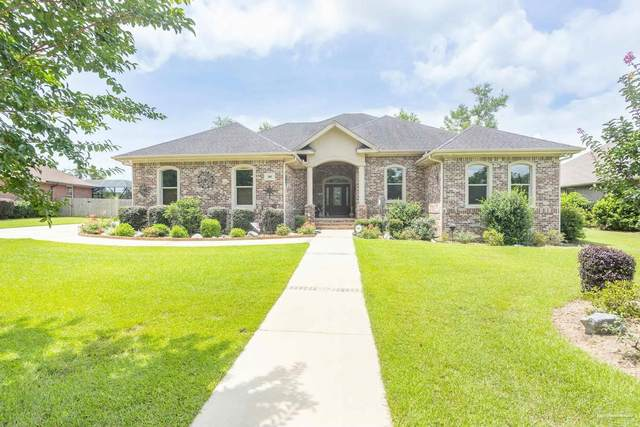 108 Sugarberry Rd, Pensacola, FL 32514 (MLS #592436) :: Connell & Company Realty, Inc.