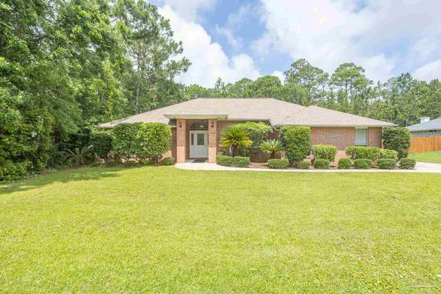 1048 Woodlore Cir, Gulf Breeze, FL 32563 (MLS #592491) :: Connell & Company Realty, Inc.