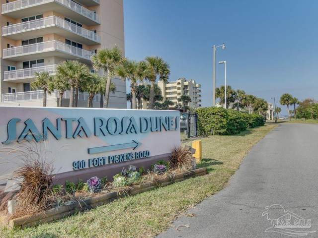 900 Ft Pickens Rd #613, Pensacola Beach, FL 32561 (MLS #592507) :: Crye-Leike Gulf Coast Real Estate & Vacation Rentals