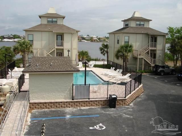 16590 Perdido Key Dr 4A, Pensacola, FL 32507 (MLS #592536) :: Connell & Company Realty, Inc.