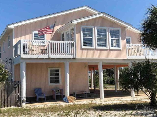 813 Panferio Dr, Pensacola Beach, FL 32561 (MLS #592545) :: Connell & Company Realty, Inc.