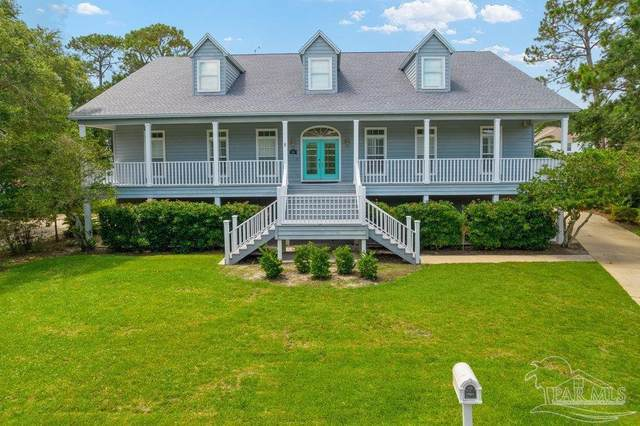 4741 Chinquapin Dr, Gulf Breeze, FL 32563 (MLS #592561) :: Connell & Company Realty, Inc.