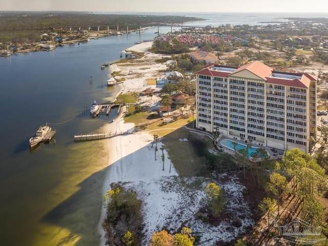 13928 River Rd #704, Perdido Key, FL 32507 (MLS #592586) :: Crye-Leike Gulf Coast Real Estate & Vacation Rentals