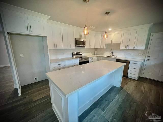 5912 Sarah Dr, Pensacola, FL 32503 (MLS #592595) :: Vacasa Real Estate