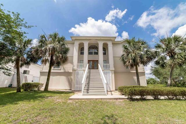 3613 Andrew Jackson Dr, Pace, FL 32571 (MLS #592660) :: Levin Rinke Realty