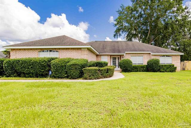 10051 Bristol Park Rd, Cantonment, FL 32533 (MLS #592732) :: Connell & Company Realty, Inc.