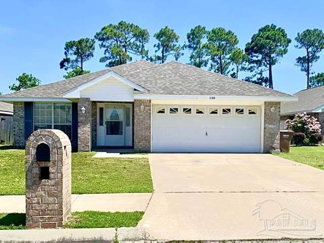 1150 Hayden Ct, Gulf Breeze, FL 32563 (MLS #592733) :: Connell & Company Realty, Inc.