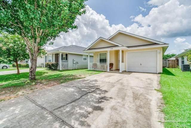 3108 Flintlock Dr, Pensacola, FL 32526 (MLS #592759) :: Coldwell Banker Coastal Realty