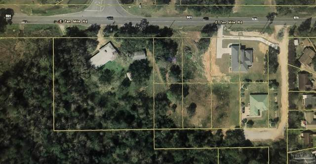 1000 Ten Mile Rd, Pensacola, FL 32514 (MLS #592771) :: Connell & Company Realty, Inc.
