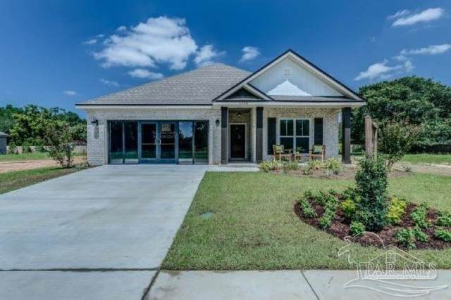 1506 Durant Ln, Cantonment, FL 32533 (MLS #592806) :: Crye-Leike Gulf Coast Real Estate & Vacation Rentals