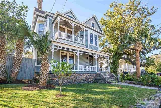 913 N Palafox St, Pensacola, FL 32501 (MLS #592854) :: Crye-Leike Gulf Coast Real Estate & Vacation Rentals
