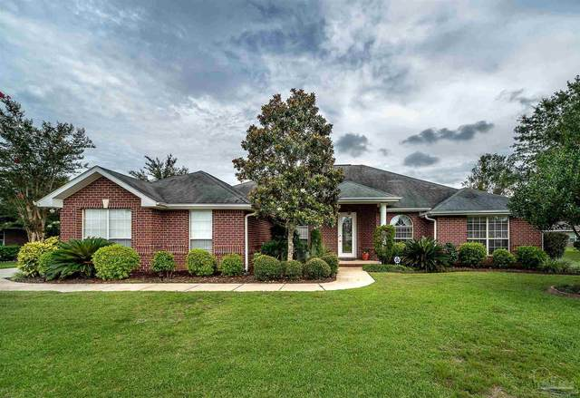 4239 Chittingham Dr, Pace, FL 32571 (MLS #592904) :: Connell & Company Realty, Inc.