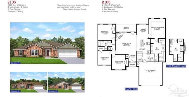 546 Waycross Ave, Pensacola, FL 32507 (MLS #592982) :: Connell & Company Realty, Inc.