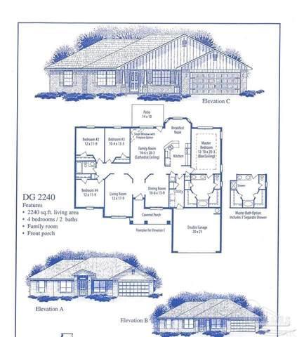 534 Waycross Ave, Pensacola, FL 32507 (MLS #592984) :: Connell & Company Realty, Inc.