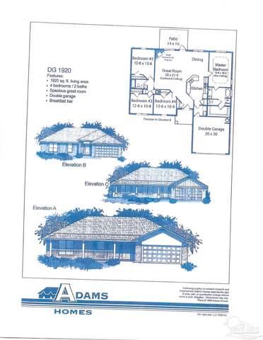 528 Waycross Ave, Pensacola, FL 32507 (MLS #592985) :: Connell & Company Realty, Inc.