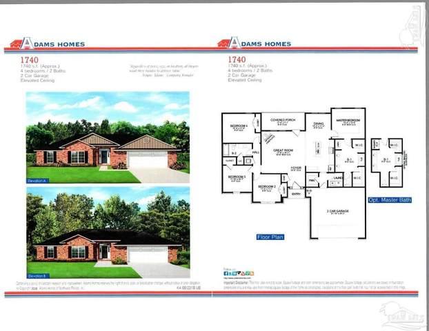 522 Waycross Ave, Pensacola, FL 32507 (MLS #592986) :: Connell & Company Realty, Inc.