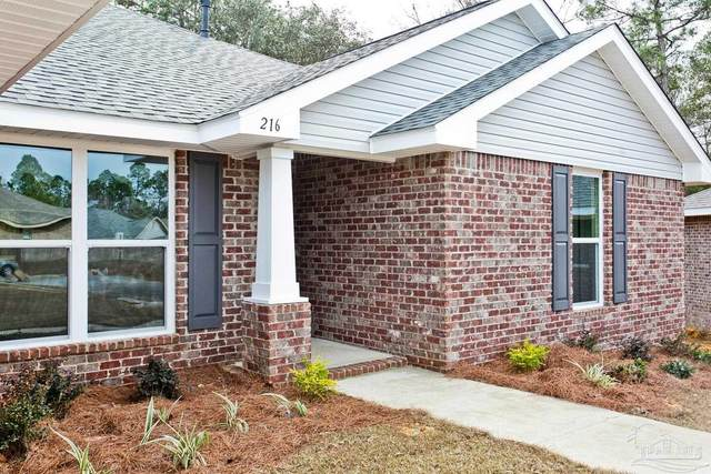 2240 Fairchild St, Pensacola, FL 32504 (MLS #593013) :: Connell & Company Realty, Inc.