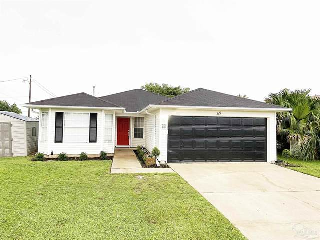 69 Stowe Rd, Mary Esther, FL 32569 (MLS #593045) :: Connell & Company Realty, Inc.