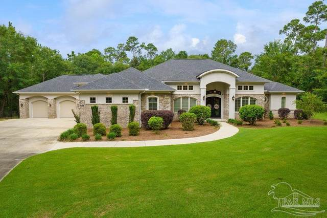 3155 Sonya St, Pace, FL 32571 (MLS #593062) :: Connell & Company Realty, Inc.