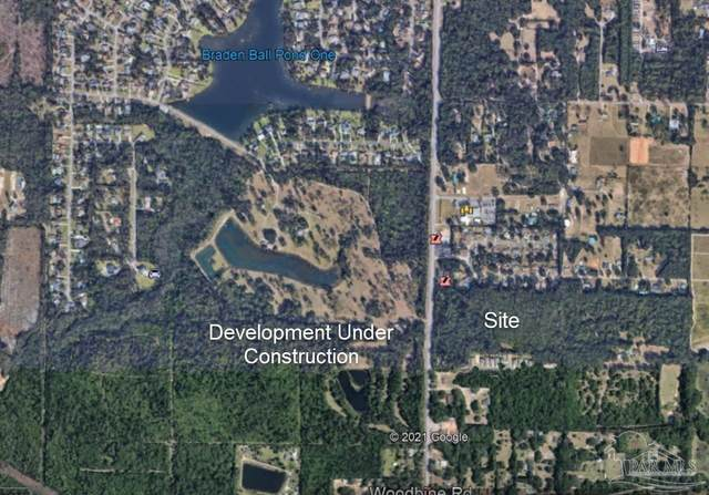 4815 Woodbine Rd, Pace, FL 32571 (MLS #593077) :: Connell & Company Realty, Inc.