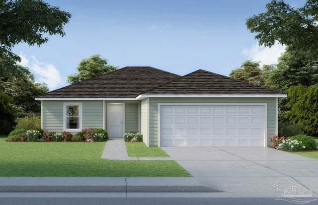 4347 Jitterbug St, Milton, FL 32583 (MLS #593113) :: Crye-Leike Gulf Coast Real Estate & Vacation Rentals