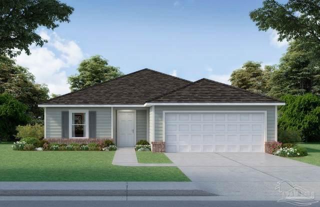 4344 Jitterbug St, Milton, FL 32583 (MLS #593119) :: Crye-Leike Gulf Coast Real Estate & Vacation Rentals