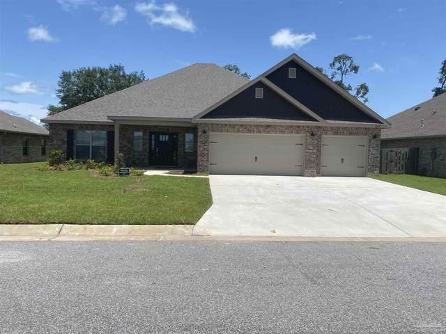 5069 Wheeler Way, Pensacola, FL 32526 (MLS #593120) :: Levin Rinke Realty