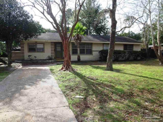 413 Surrey Dr, Gulf Breeze, FL 32561 (MLS #593154) :: Levin Rinke Realty
