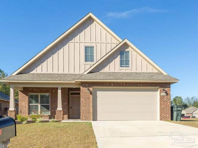 2318 Habersham Ln, Cantonment, FL 32533 (MLS #593211) :: Connell & Company Realty, Inc.