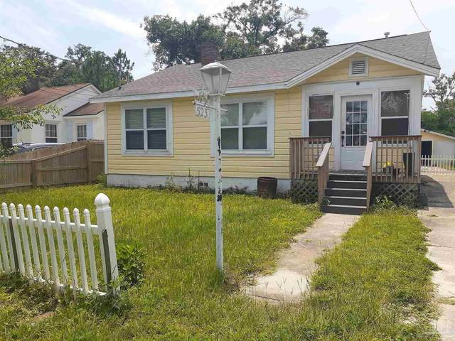 523 S 1st St, Pensacola, FL 32507 (MLS #593226) :: Connell & Company Realty, Inc.