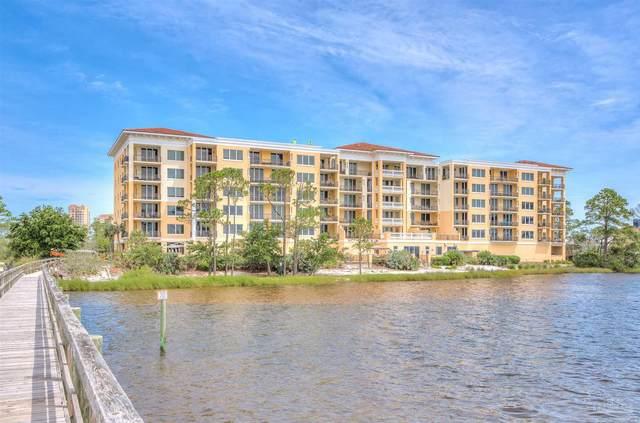 14500 River Rd #101, Perdido Key, FL 32507 (MLS #593251) :: Levin Rinke Realty
