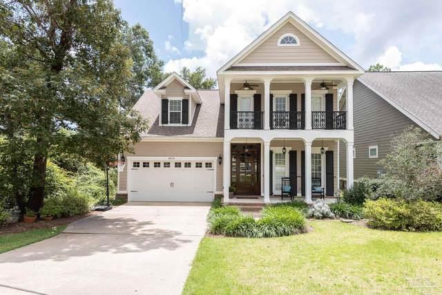 8531 Salt Grass Dr W, Pensacola, FL 32526 (MLS #593283) :: Crye-Leike Gulf Coast Real Estate & Vacation Rentals