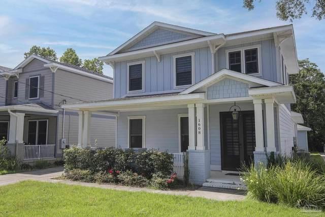1608 E Moreno St, Pensacola, FL 32503 (MLS #593311) :: Connell & Company Realty, Inc.