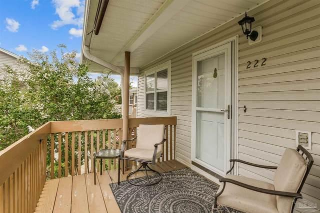 1100 Shoreline Dr #222, Gulf Breeze, FL 32561 (MLS #593316) :: Crye-Leike Gulf Coast Real Estate & Vacation Rentals