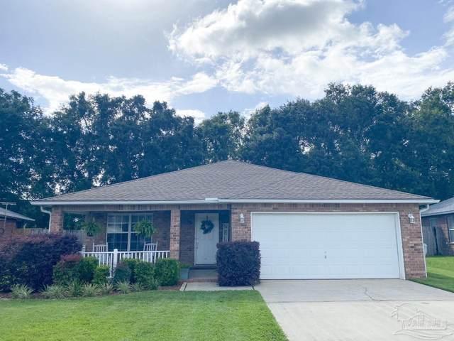 4836 Hilarita Cir, Pace, FL 32571 (MLS #593346) :: Crye-Leike Gulf Coast Real Estate & Vacation Rentals