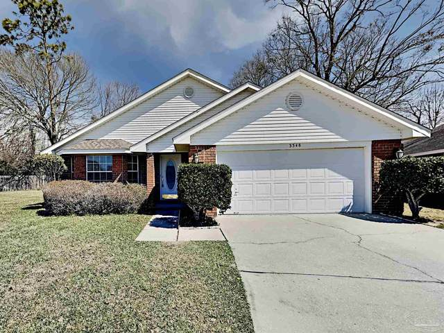 3348 Village Green Dr, Pace, FL 32571 (MLS #593356) :: Crye-Leike Gulf Coast Real Estate & Vacation Rentals