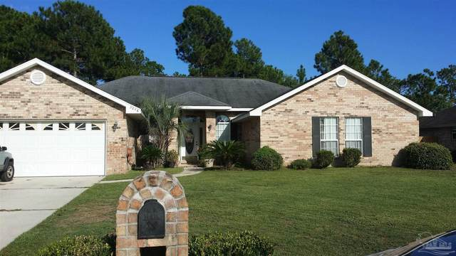 3046 Concho Dr, Pensacola, FL 32507 (MLS #593382) :: Crye-Leike Gulf Coast Real Estate & Vacation Rentals