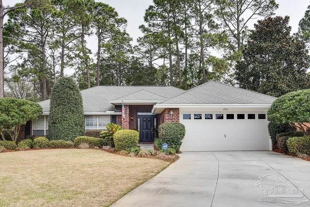 4912 Berkeley Forest Blvd, Gulf Breeze, FL 32563 (MLS #593464) :: Connell & Company Realty, Inc.
