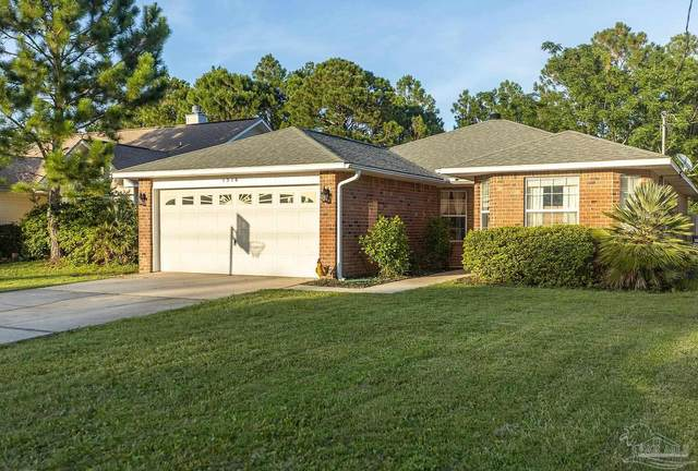1516 Oakhill Rd, Gulf Breeze, FL 32563 (MLS #593482) :: Connell & Company Realty, Inc.